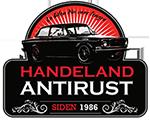 Handeland Antirust Logo